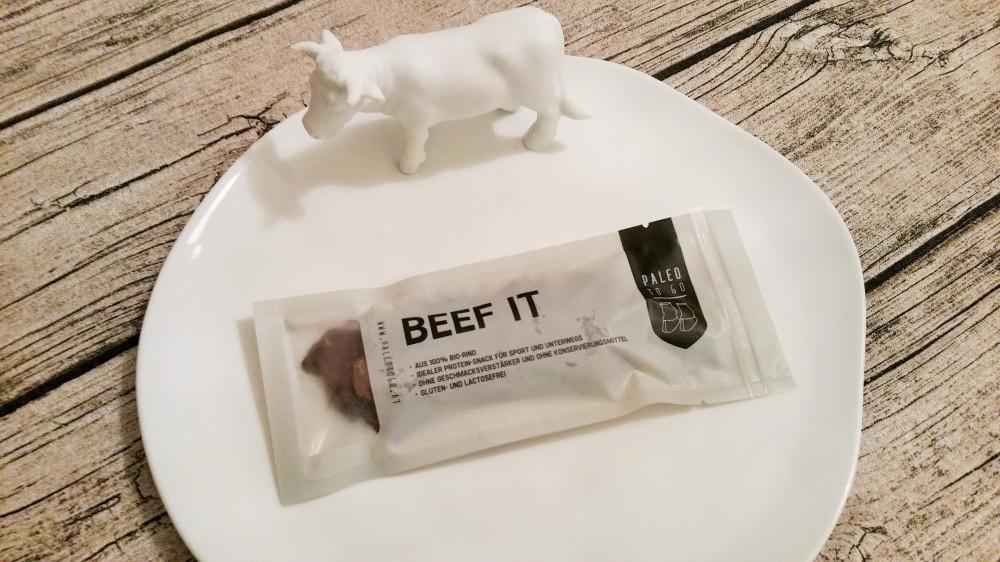 Beef it